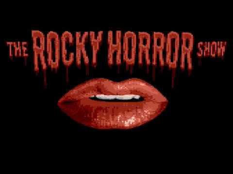 The Rocky Horror Show Demo (Atari 8-bit)