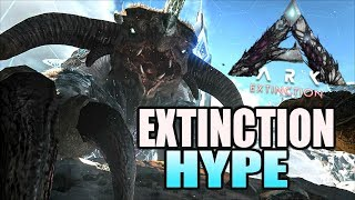 ARK Survival Evolved Extinction Trailer Reaction & Thoughts! Who