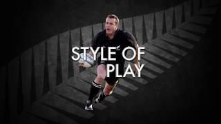 Christian Cullen   All Blacks' lethal legend