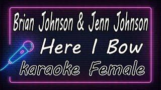 Download lagu Here I Bow - Brian Johnson & Jenn Johnson