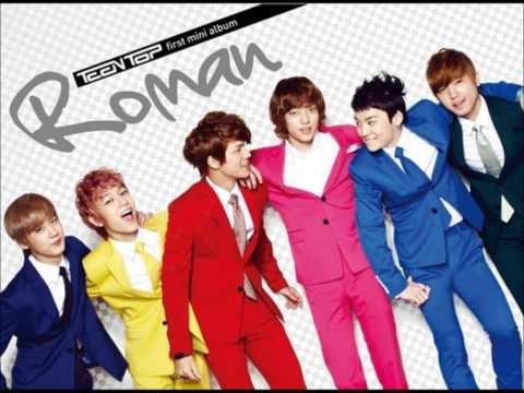 Teen Top - Roman [1st Mini-Album]
