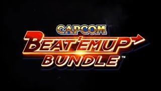 Capcom Beat 'Em Up Bundle - Ankündigungs-Trailer