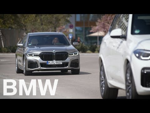 Active Cruise Control in combination with the driver attention camera – BMW How-To
