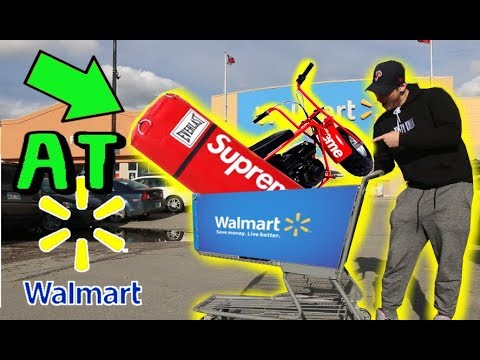 89d49ff63f9de WALMART SELLS SUPREME!! BUYING CRAZY SUPREME FOR RETAIL!! - YouTube