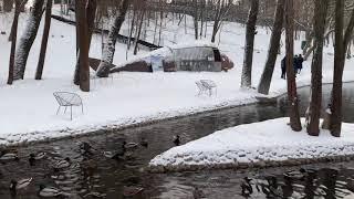 Зимняя Рыбалка На Форель Саржин Яр Харьков 2021 Поймали Крупную Рыбу