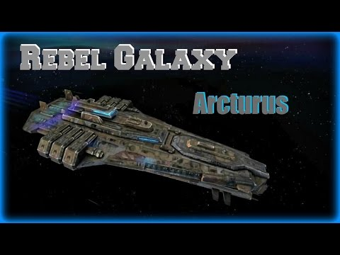 Rebel Galaxy: Arcturus/Destroyer - EP - Militia Only - Ships Guide( PS4 Xbox One PC & Mac)