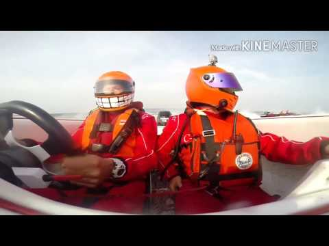 Stanley Gibbons Offshore Powerboat World Championships 2014