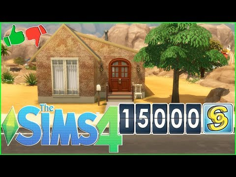 SIMS 4 HOUSE CHALLENGE - REUSESC CU 15000 💲 SIMOLEONS?