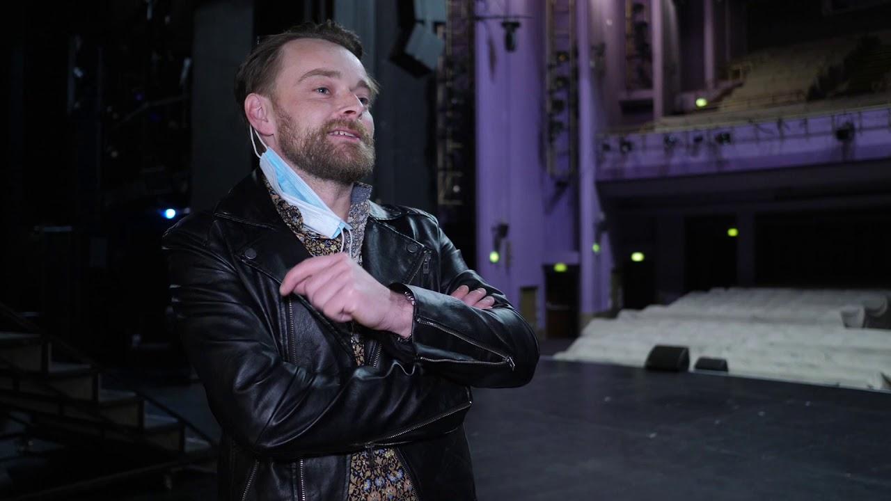 Teatr Muzyczny #zostajewdomu - OFF/ON - Za kulisami teatru