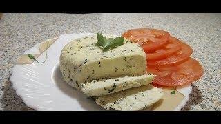 Вкуснейший домашний сыр / Дешево и сердито!!!!!