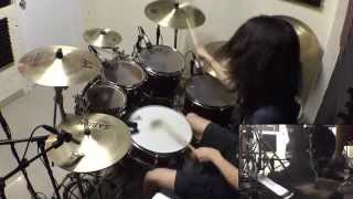 Trivium - Blind Leading The Blind (Drum Cover by Michael Kwong)