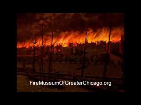 The Great Chicago Fire of 1871 Interview