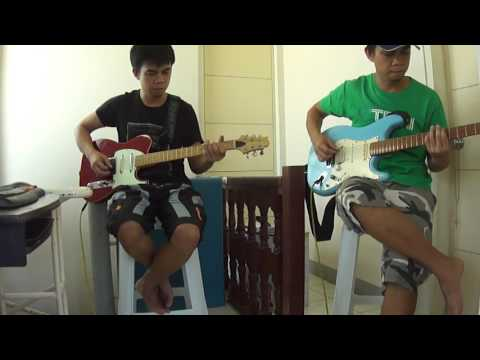 Rockstar - Parting Time ( Lead Part Cover)