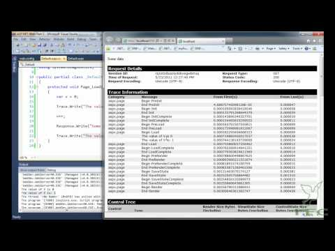 How to Debug and Trace ASP.NET Application