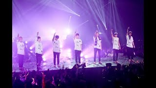[INDO SUB] BTS member thanked Members and A.R.M.Y at '1st MUSTER' closing show