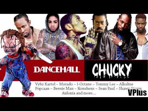 New Dancehall Mix | September 2017 ~ Dancehall Chucky [Vybz Kartel, Popcaan, Alkaline