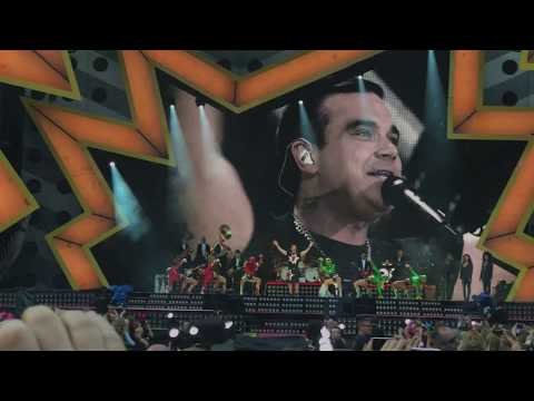 Robbie Williams Live - The Heavy Entertainment Show - HDI Arena Hannover