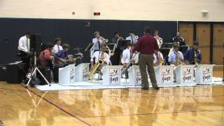 Oak Mountain High School Jazz Band Promo Sampler