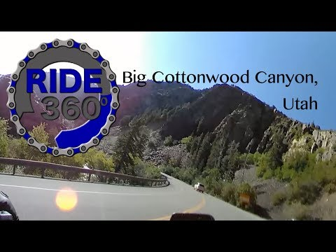 #Ride360 Canyons Big Cottonwood Canyon, Utah