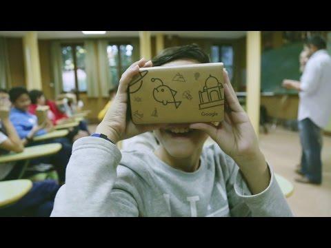Google Expeditions I Realidad virtual y educación