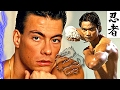 Tony Jaa VS Van Damme! ☯| Kickboxer vs Muay Thai - TRAINING Ong Bak Versus Blood Sport Tributeᴴᴰ
