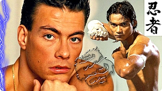 vuclip Tony Jaa VS Van Damme! ☯| Kickboxer vs Muay Thai - TRAINING Ong Bak Versus Blood Sport Tributeᴴᴰ