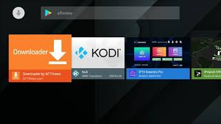 How to Install the Downloader App to Your Mi Box/Nvidia Shield (Android TV OS)