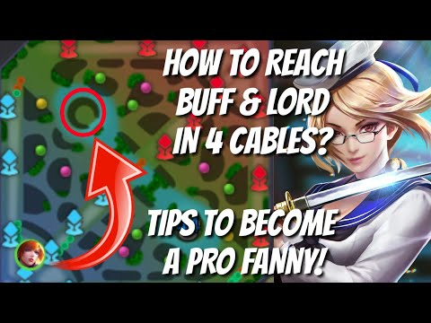 Reach BUFF/LORD/TURTLE in ONLY 4 CABLES! Fanny Cable Combo!