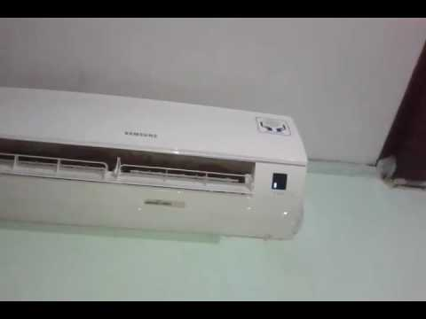 Video Ac Samsung Bocor Air Bagian Indoor Youtube