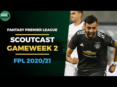 FPL GAMEWEEK 2 - SCOUTCAST (FPL Podcast) | Fantasy Premier League Tips 2020/21