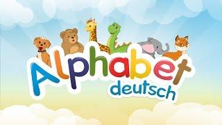 Das Alphabet - ABC Deutsch Lernen fur Kinder