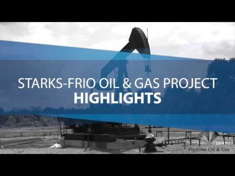 Starks-Frio Oil & Gas Project Highlights