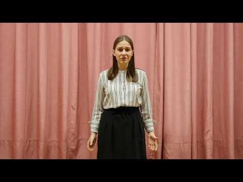 "Александра Карпыч - Юлия Друнина, ""И от куда вдруг берутся силы"""