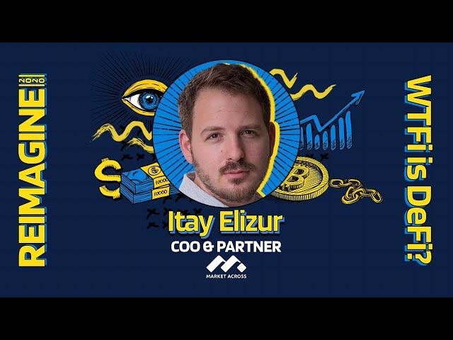 REIMAGINE 2020 v3.0 - Itai Elizur - MarketAcross - Marketing Blockchain