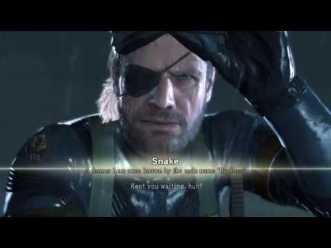 Metal Gear Solid V: Ground Zeroes - Konami is a Democracy? - Part 1 - ZG Games |