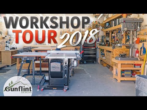 Gunflint Designs 2018 Shop Tour