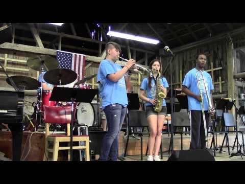 Birch Creek Music Camp - Work Song by Nat Adderly