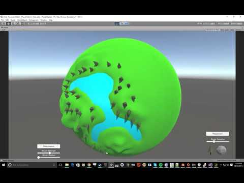 Planet Builder Video Demo