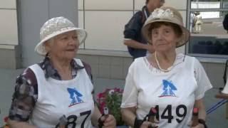 Скандинавская ходьба — соревнования в обществе слепых(, 2016-06-21T06:43:14.000Z)