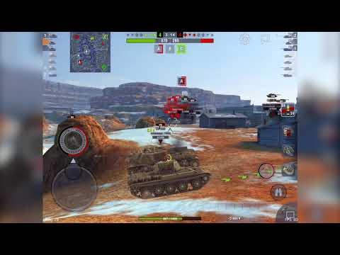 Из стока в топ: Т-44 Wot Blitz