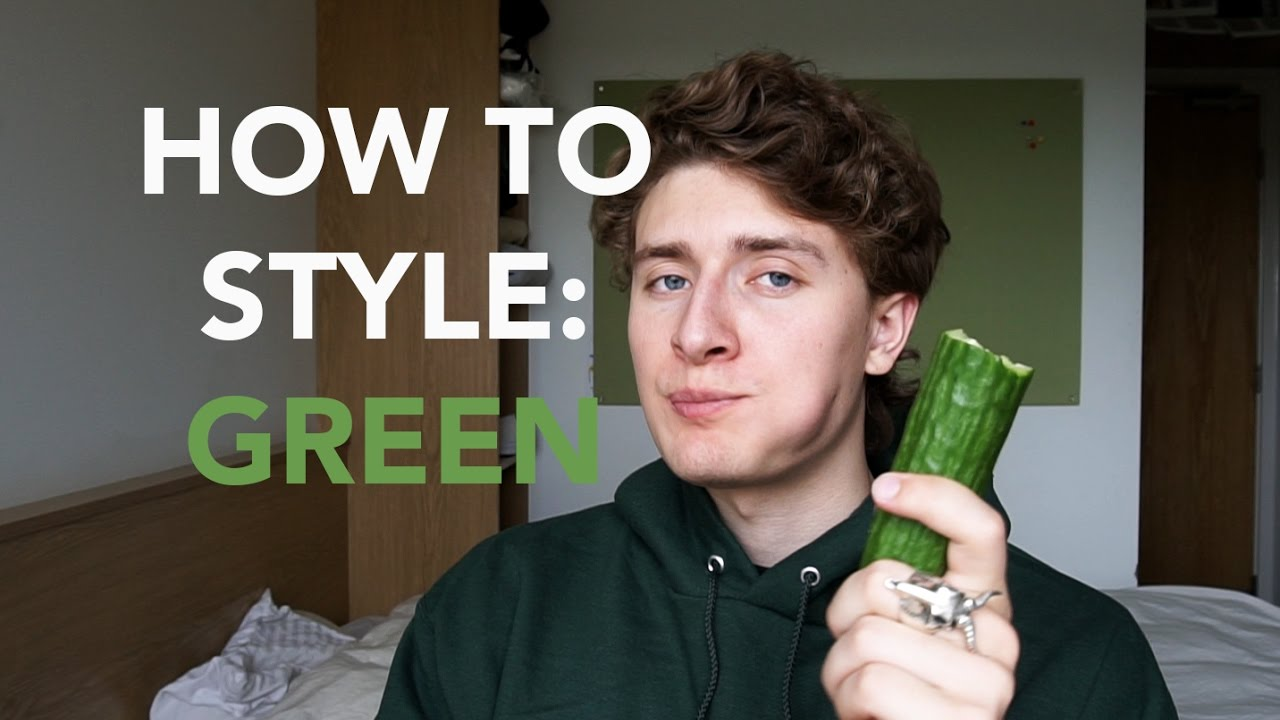 HOW TO STYLE: GREEN