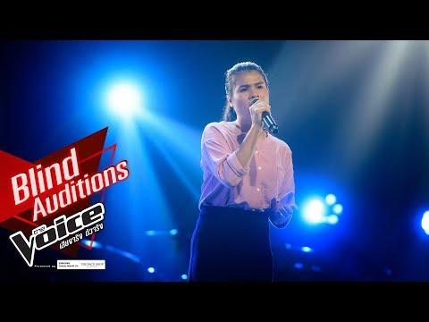 เปรี้ยว - อยู่บ่ได้ - Blind Auditions - The Voice Thailand 2019 - 14 Oct 2019