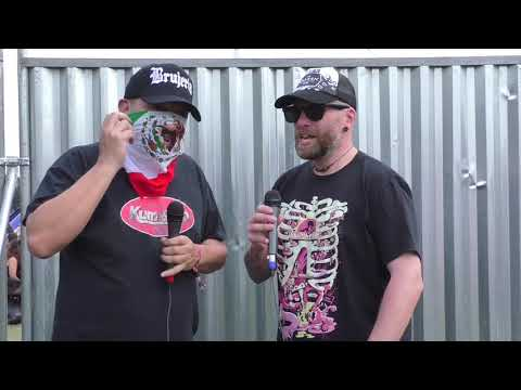 Brujeria Interview Bloodstock Festival 2017