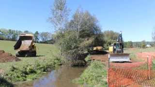 ClearWater Conservancy Hughes Project Day 1, Video 2