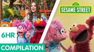 Sesame Street: 6 Hours of Sesame Street Songs Compilation!
