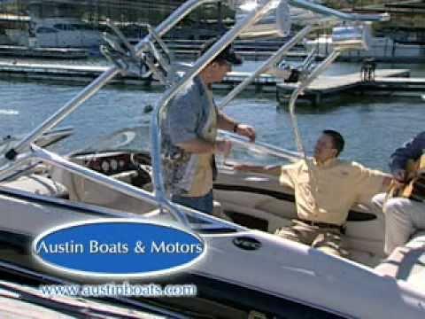 Austin Boats & Motors TV Ad with Gary P. Nunn and Bob Cole (2005)