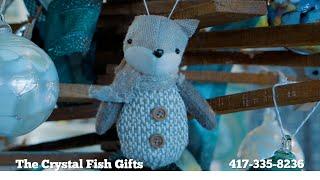 Crystal Fish Holiday