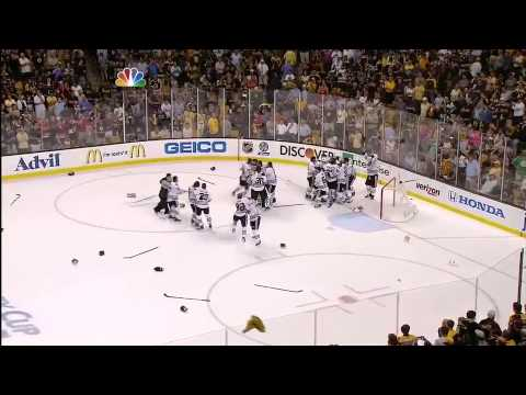 Chicago Blackhawks win the Stanley Cup 6/24/13