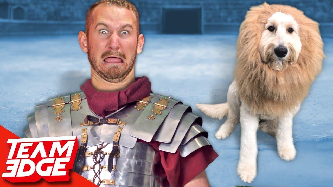 escape-the-lion-challenge