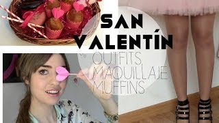 San Valentín ♥ Outfits, maquillaje y regalo Thumbnail